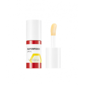 Питательное масло для губ с экстрактом меда Missha Superfood Honey Lip Oil