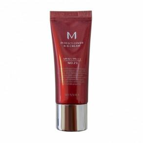 ББ-крем Missha M Perfect Cover BB Cream SPF42/PA ++ №23 (Natural Beige) 20ml