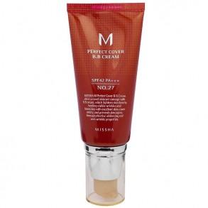 Missha Perfect Cover BB Cream SPF42/PA++ №27 (Honey Beige)