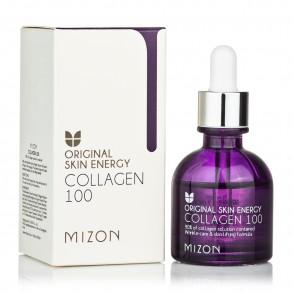 Коллагеновая сыворотка для лица для упругости кожи Mizon Original Skin Energy Collagen 100 Ampoule