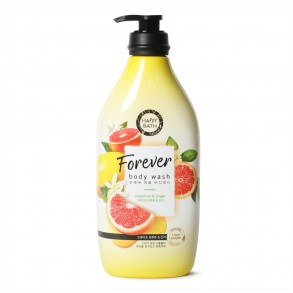 Гель для душа грейпфрут и имбирь Happy Bath Forever Grapefruit & Ginger