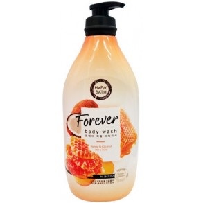 Гель для душа с экстрактом меда и кокоса Happy Bath Forever Honey & Coconut Body Wash