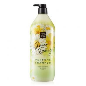 Увлажняющий шампунь для волос Mise en Scene Green Daisy Perfume Shampoo