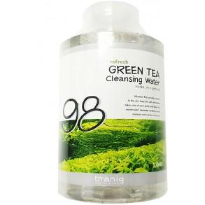 Branig Refresh Green Tea Cleansing Water
