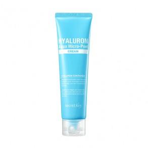 Крем гиалуроновый для увлажнения и омоложения Secret Key Hyaluron Aqua Soft Cream