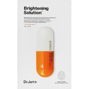 Осветляющая маска для лица Dr. Jart+ Dermask Micro Jet Brightening Solution