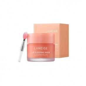 Интенсивно регенерирующая маска для губ с ароматом грейпфрута Laneige Lip Sleeping Mask Grapefruit
