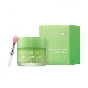 Интенсивно регенерирующая маска для губ с ароматом яблока и лайма Laneige Lip Sleeping Mask Apple Lime