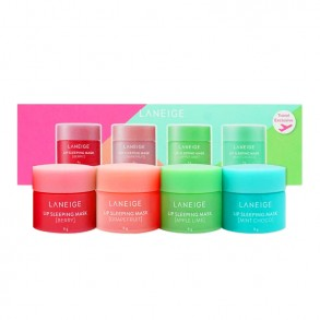 Laneige Lip Sleeping Mask Mini Kit 4x8g