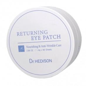 Dr.Hedison Returning Eye Patch