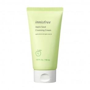 Очищающий крем для лица с экстрактом семян яблока Innisfree Apple Seed Cleansing Cream