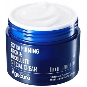 Антивозрастной крем для шеи и зоны декольте Neogen Agecure Extra Firming Neck & Decollete Special Cream
