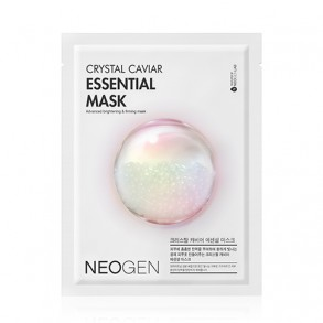 Антивозрастная маска с белой икрой Neogen Crystal Caviar Essential Mask
