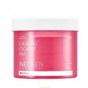 Отшелушивающие успокаивающие тонер-пэды на основе Центеллы Азиатской NeoGen Dermalogy Calming Cicatree Pad