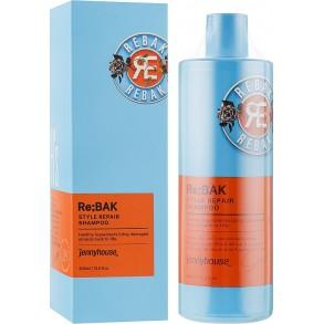 Восстанавливающий шампунь Jenny House ReBAK Style Repair Shampoo