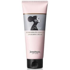 Несмываемый кондиционирующий уход для волос Jenny House Hydrokeratin Leave In Angelring Cream