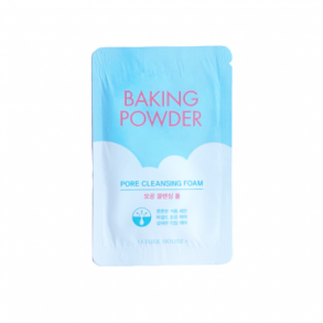 Глубоко очищающая пенка для лица Etude House Baking Powder Pore Cleansing Foam 4ml