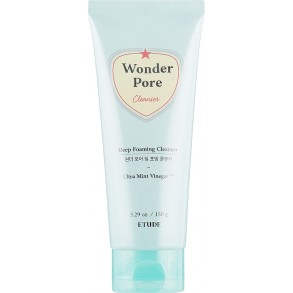 Пенка для умывания Etude House Wonder Pore Deep Foaming Cleanser 10 in 1