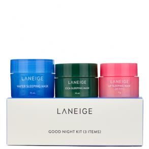 Набор ночных мини масок Laneige Good Night Kit (3 items)