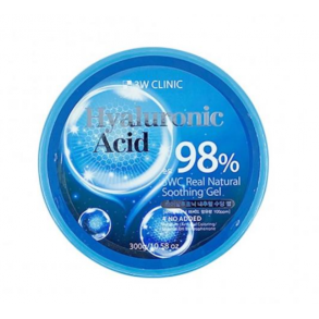 3w Clinic Hyaluronic Acid Natural Soothing Gel