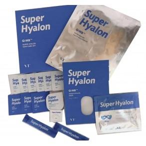 Набор интенсивно увлажняющих миниатюр Vt Cosmetics Super Hyaluron Water Solution Kit (15 items)