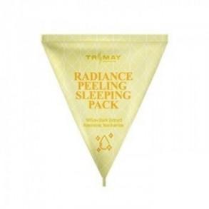 Отшелушивающая ночная маска Trimay Radiance Peeling Sleeping Pack 3g