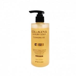 3W Clinic Collagen & Luxury Gold Cleansing Gel