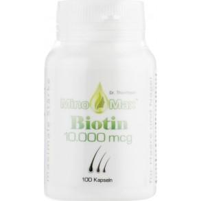Витамины для роста волос Dr.Thormeyer MinoMax Biotin 10.000 mcg