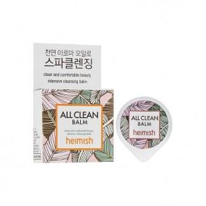 Бальзам для снятия макияжа Heimish All Clean Balm Natural Aroma Oil